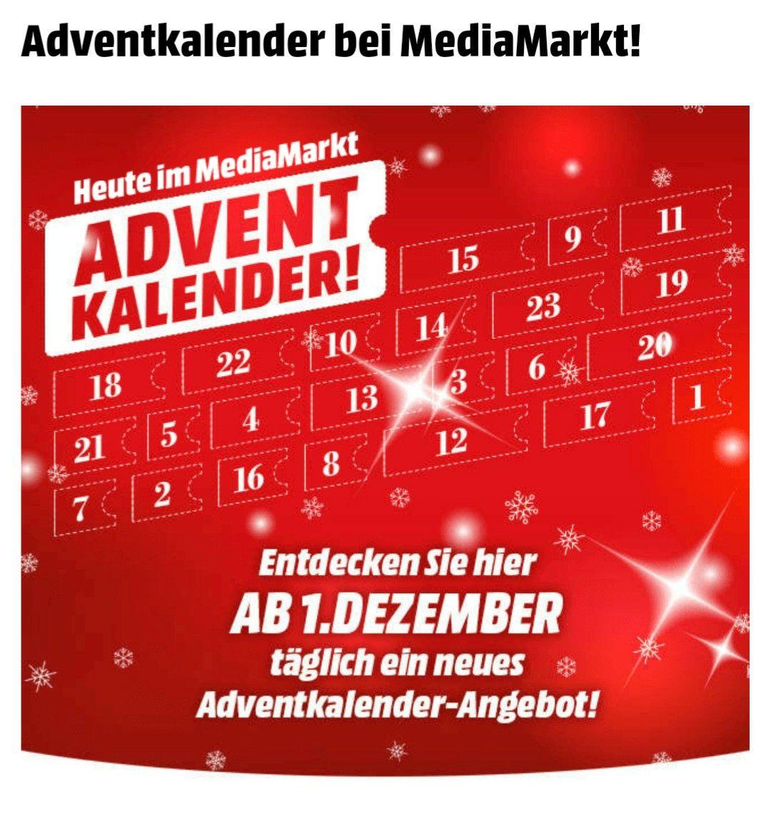 Mediamarkt adventkalender