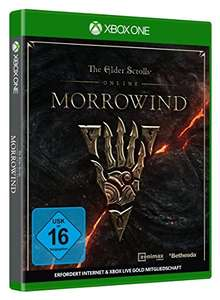 [amazon.de] The Elder Scrolls Online: Morrowind [Xbox One/PS4]