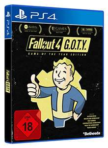 Fallout 4 - Game of The year PS4 bei amazon