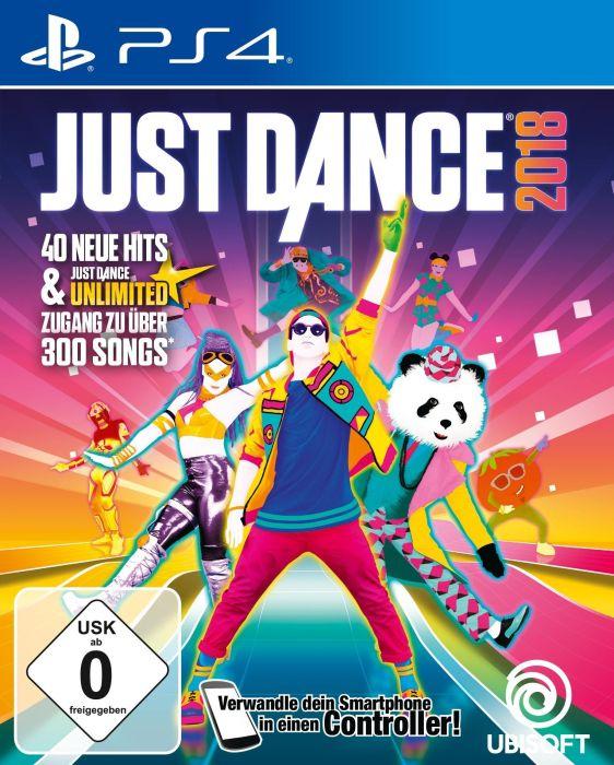 Just Dance 2018 (PlayStation 4) für 29,99€