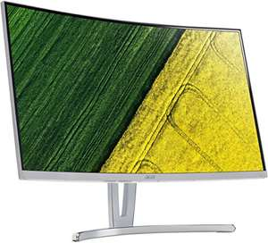 """Acer 27"""" FHD Curved Monitor um 168 €"""