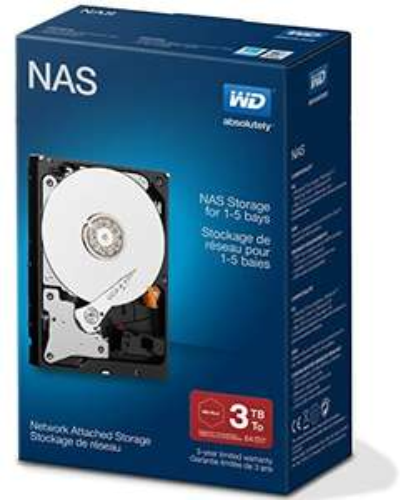 WD Red 3 oder 4 TB NAS Festplatte nur für Prime Mitglieder