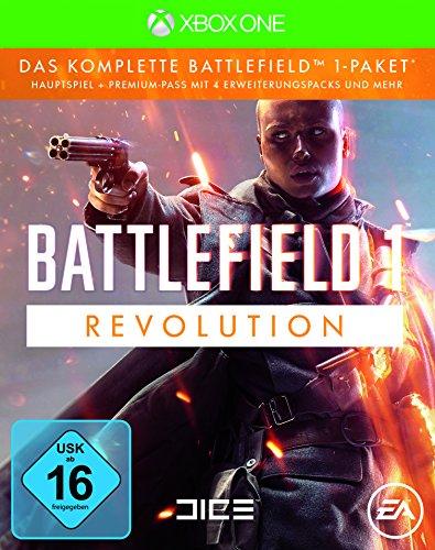 Battlefield 1 für Xbox um 19;99€ bei amazon