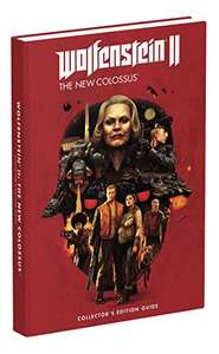 Wolfenstein II: The New Colossus (Collectors Edition) - Lösungsbuch