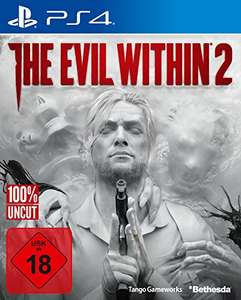 The Evil Within 2 (PlayStation 4 / Xbox One) für 26,97€