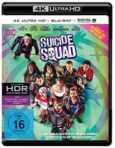 Diverse 4K Blu-Rays ab 12,97€ - u.a. mit Mad Max: Fury Road (4K Ultra HD + 2D-Blu-ray)