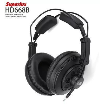 [Gearbest] Superlux HD 668 B Over-Ear Kopfhörer für 20,13 € statt 29,49 €