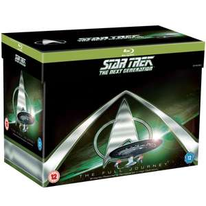 [Zavvi.de] Star Trek: The Next Generation Komplettes Blu-ray Boxset