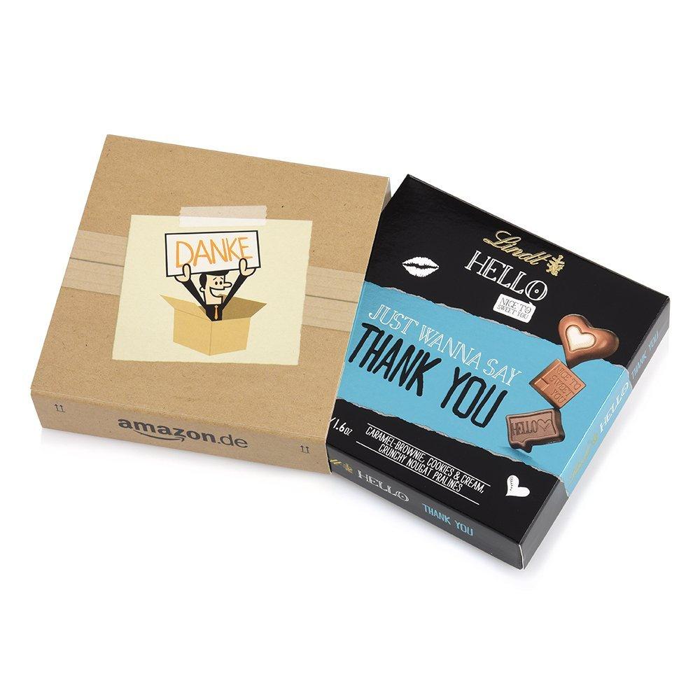 [Amazon] Danke, lieber Nachbar - gratis Schokolade für die ersten 13.300 Besteller - 1er Pack (1 x 45 g)