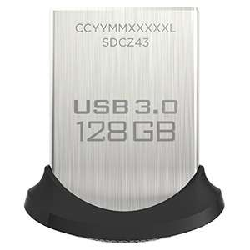 [Amazon.de] SanDisk Ultra Fit 128 GB USB 3.0 Stick um 32,99