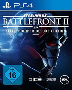 Battlefront 2 PS4 Elite Trooper Deluxe Edition. 46,97 (statt 89,90)