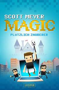 [Amazon.de] Magic 2.0: Plötzlich Zauberer (Kindle Ebook) gratis