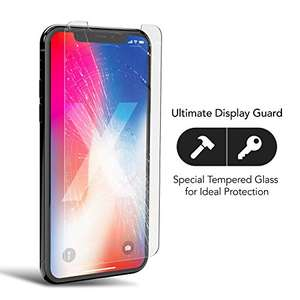 [Amazon] iPhone X Panzerglas
