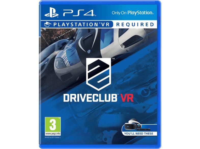 (PS4 VR) Drive Club um 12 €