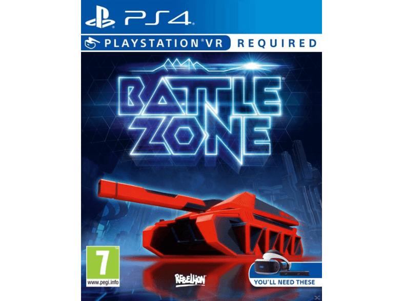 (PS4 VR) Battlezone um 14 €