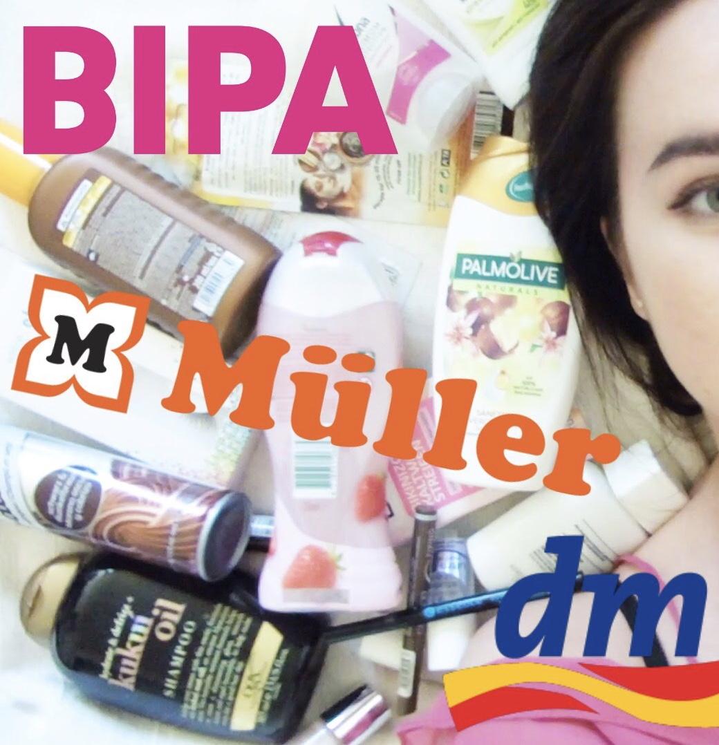 MarktGuru: 0,50 € Cashback auf jede BIPA / Müller / DM Rechnung ab 25 €