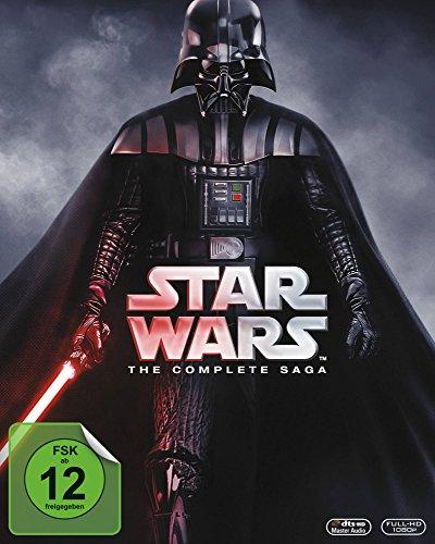 Star Wars: The Complete Saga (Teil I-VI)