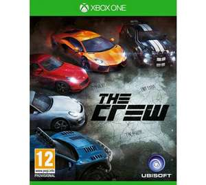 XBox One The Crew als Download Key @ CDkeys