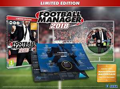 Football Manager 2018 um nur 20 Pfund