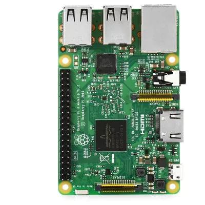 [Gearbest] Raspberry Pi 3 Model B 1GB für 25,63€
