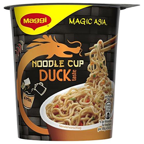 8 x Maggi Noodle Cup