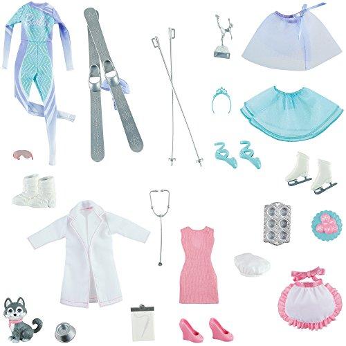 [www.AMAZON.de]  Mattel Barbie FGD01 - Adventskalender für € 10,10 (Ideal für nächstes Jahr, Barbie behält Ihre Schönheit auch bis dahin :-)