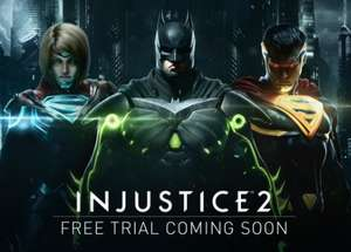 PS4/Xbox One: Injustice 2 kostenlos spielen, vom 14-18. Dezember