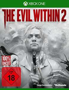 [amazon.de] The Evil Within 2 (Xbox One 20,16 €/PS 4 27,40 €) - USK18