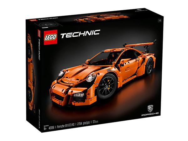 25 % auf Porsche 911 GT3 RS im LEGO Online Shop