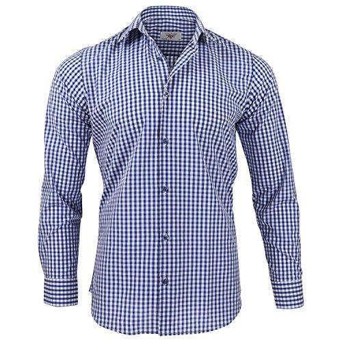 CAPTAIN Slim Fit Herren Hemden (in 24 verschiedenen Farben) 100% Baumwolle