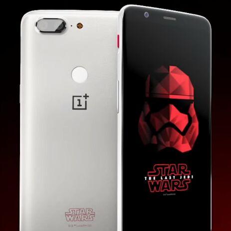 OnePlus 5T Star Wars Leak?