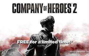 Company of Heroes 2 gratis im Humble Store [Humble Bundle] [Steam]