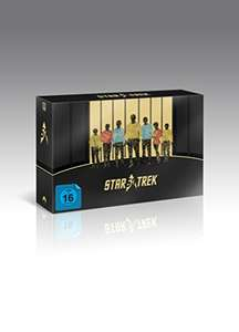 [Amazon] Tagesangebot: Star Trek - 50th Anniversary Collection [Blu-ray] [Limited Edition]
