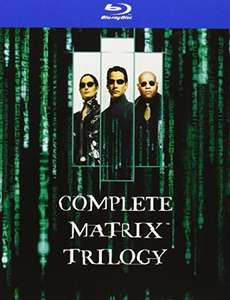 [Amazon Prime] Tagesangebot: Matrix - The Complete Trilogy [Blu-ray]