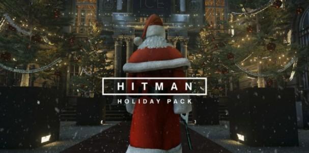 HITMAN – Weihnachtspack kostenlos (Ps4/Xbox und Pc)