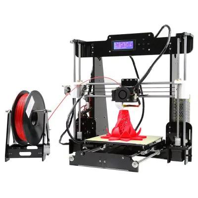 [Gearbest EU-3 Warehouse] Anet A8 3D Drucker für 111,37 € statt 163,14 €