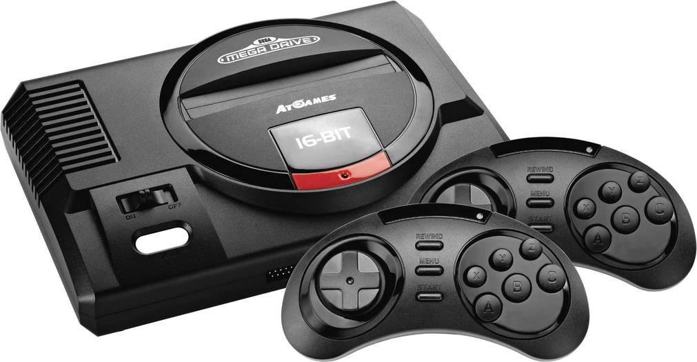 [Conrad.at] SEGA Mega Drive Flashback Konsole mit Versand für 104,99 Euro