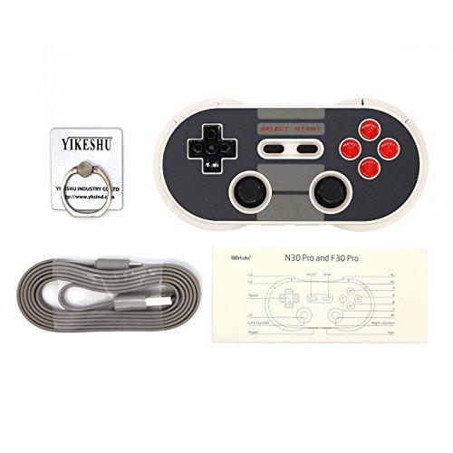 8bitdo NES30 Pro Controller ( funktioniert mit der Nintendo Switch)