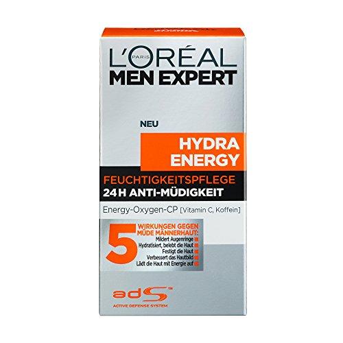 L'Oréal Men Expert Hydra Energy Anti Müdigkeit um 2,84 € - Bestpreis