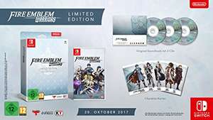 Fire Emblem Warriors - Limited Edition - [Nintendo Switch]