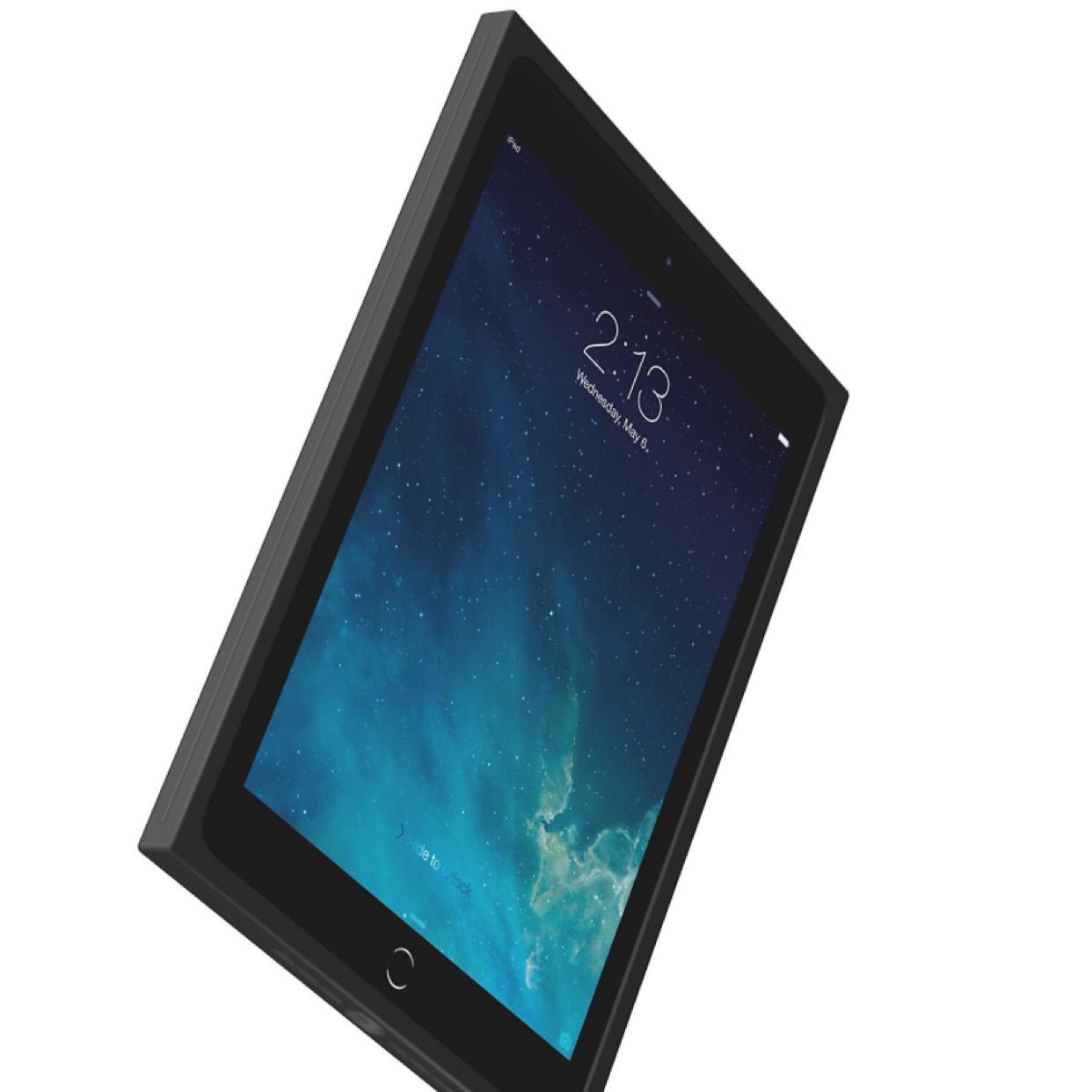 [Cyberport] Logitech BLOK Schutzhülle für iPad Air 2 Farbe BLACK/RED