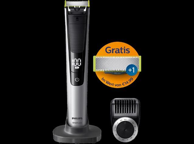PHILIPS Barttrimmer OneBlade Pro QP6520/60