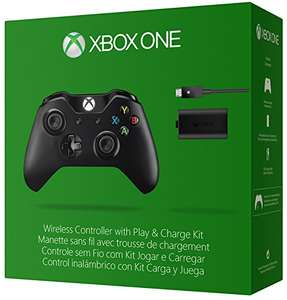 Xbox One Wireless Controller + Play & Charge Kit