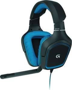 [Amazon.de] Logitech G430 7.1 Gaming Headset um 34,99 Euro