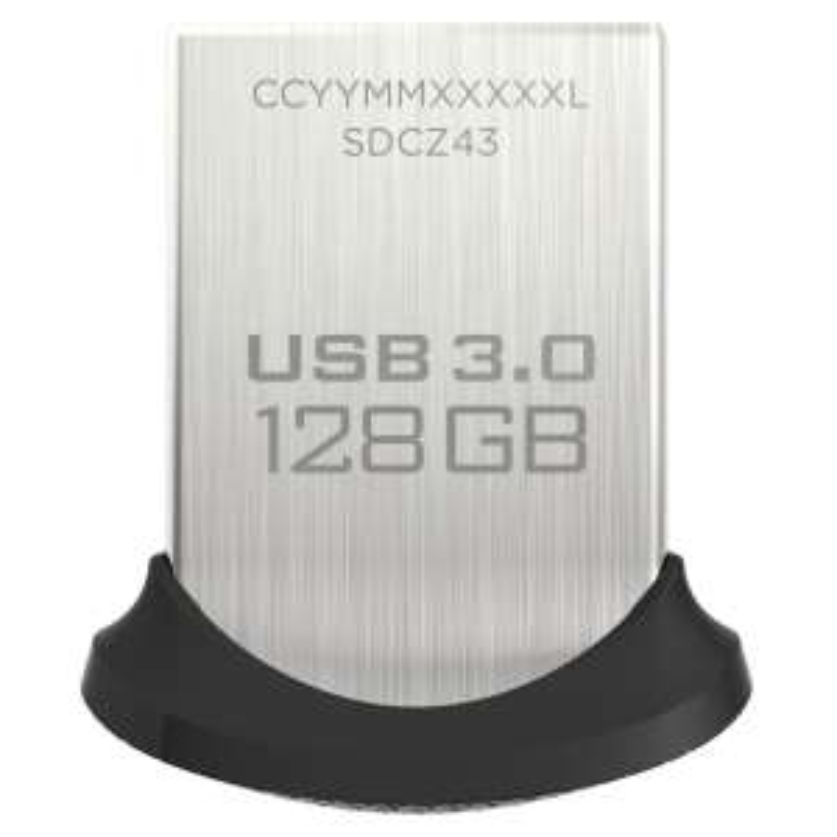 SanDisk Ultra Fit 128 GB USB-Flash-Laufwerk USB 3.0 bis zu 150MB/Sek
