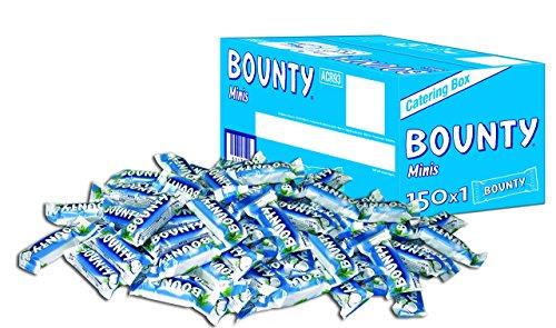 Bounty Minis - 150 Stk - 4,3kg - 4,68€/kg