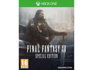 [saturn.at] Final Fantasy XV exklusive Day One Edition Steelbook Edition [Xbox One/PS4]