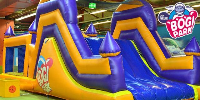 Bogi Park Wien - Kinderparty/-geburtstag um 44 € - statt 89 €