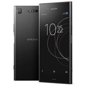 Sony Xperia XZ1 G8342 64GB Dual sim ohne SIM-Lock - Schwarz OHNE Versandkosten! (~ minus 28% zum nächstbesten PVG-Preis)