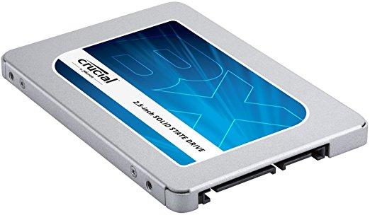 Crucial BX300 (480 GB) um 132 €